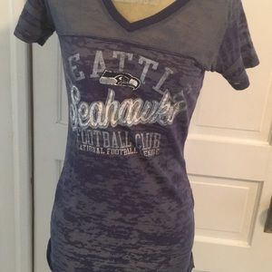 Seattle Seahawk football T-shirt